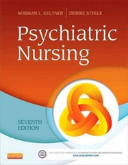 Psychiatric Nursing 7th Edition 9780323185790 0323185797