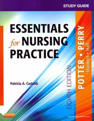 Study Guide for Essentials for Nursing Practice 8th Edition 9780323187787 0323187781