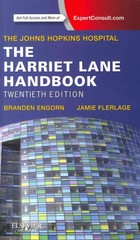 The Harriet Lane Handbook 20th Edition 9780323096447 0323096441