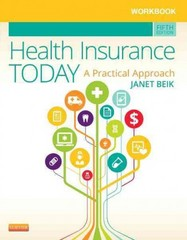 Workbook for Health Insurance Today 5th Edition 9780323221160 0323221165