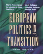 Europe Politics in Transition, Third Edition 3rd edition 9780669416176 0669416177