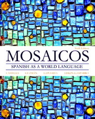 Mosaicos 6th Edition 9780205255405 020525540X