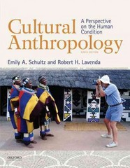 Cultural Anthropology 9th Edition 9780199350841 0199350841