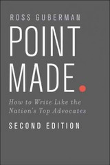 Point Made 2nd Edition 9780199943852 0199943850