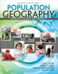 Population Geography 10th Edition 9781465219855 1465219854
