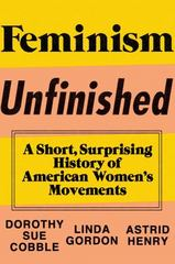 Feminism Unfinished 1st Edition 9780871406767 0871406764