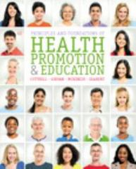 Principles and Foundations of Health Promotion and Education 6th Edition 9780321927149 0321927141