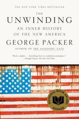 The Unwinding 1st Edition 9780374534608 0374534608