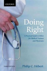 Doing Right 3rd Edition 9780199005529 0199005524