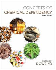 Concepts of Chemical Dependency (with CourseMate, 1 term (6 months) Printed Access Card) 9th Edition 9781285457178 128545717X