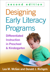 Designing Early Literacy Programs 2nd Edition 9781462514120 146251412X