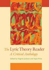 The Lyric Theory Reader 1st Edition 9781421412009 1421412004