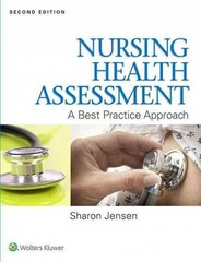 Nursing Health Assessment 2nd Edition 9781451192865 145119286X