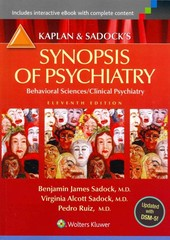 Kaplan and Sadock's Synopsis of Psychiatry 11th Edition 9781609139711 1609139712