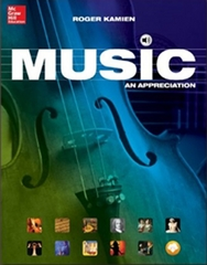 Music 8th Edition 9780077837310 0077837312