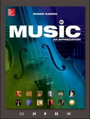 Music 11th Edition 9780078025204 0078025206