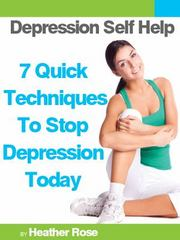 Depression Self Help 1st Edition 9781628847130 1628847131