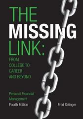 The Missing Link 4th Edition 9781269418287 1269418289