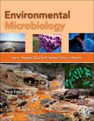 Environmental Microbiology 3rd Edition 9780123946263 0123946263