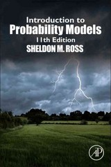 Introduction to Probability Models 11th Edition 9780124079489 0124079482