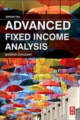 Advanced Fixed Income Analysis 2nd Edition 9780080999388 0080999387
