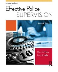 Effective Police Supervision 7th Edition 9781455777600 1455777609