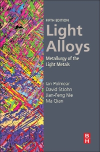 Light Alloys 5th Edition 9780080994314 0080994318