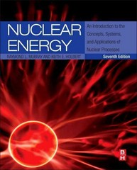 Nuclear Energy 7th Edition 9780124166547 0124166547