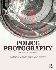 Police Photography 7th Edition 9781455777631 1455777633
