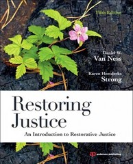 Restoring Justice 5th Edition 9781455731398 1455731390