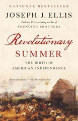 Revolutionary Summer 1st Edition 9780307946379 0307946371