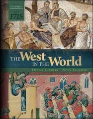 The West in the World 5th Edition 9780077504472 007750447X
