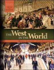 The West in the World 5th Edition 9780077504502 007750450X