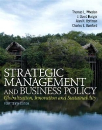 2014 MyManagementLab with Pearson eText -- Standalone Access Card -- for Strategic Management and Business Policy 14th Edition 9780133123685 0133123685