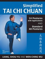 Simplified Tai Chi Chuan 2nd Edition 9781594392788 1594392781