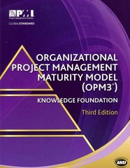 Organizational Project Management Maturity Model (OPM3) 3rd Edition 9781628250305 1628250305