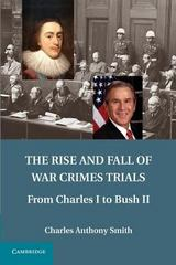 The Rise and Fall of War Crimes Trials 1st Edition 9781107680715 1107680719