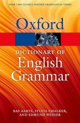 The Oxford Dictionary of English Grammar 2nd Edition 9780199658237 0199658234