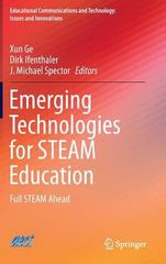 Emerging Technologies for STEAM Education 1st Edition 9783319025728 3319025724