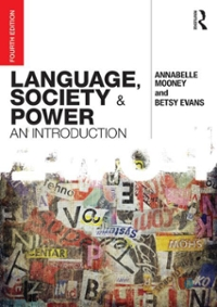 Textbook rental linguistics online textbooks from chegg language society and power 4th edition 9780415740005 0415740002 fandeluxe Choice Image