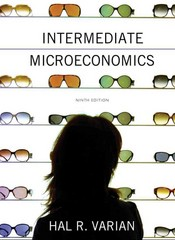 Intermediate Microeconomics 9th Edition 9780393905410 0393905411
