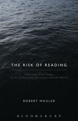 The Risk of Reading 1st Edition 9781623563578 1623563577