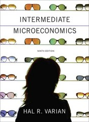 Intermediate Microeconomics 9th Edition 9780393123968 0393123960