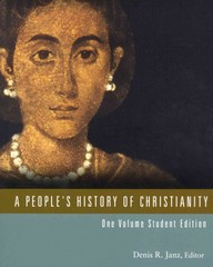 A People's History of Christianity 1st Edition 9781451470536 1451470533