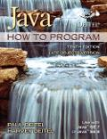 Java How To Program (late objects)