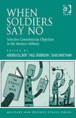 When Soldiers Say No 1st Edition 9781134763092 1134763093