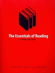 The Essentials of Reading 1st Edition 9781465210371 1465210377