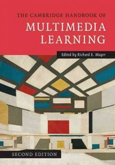 The Cambridge Handbook of Multimedia Learning 2nd Edition 9781107610316 1107610311
