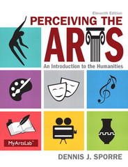 Perceiving the Arts 11th Edition 9780205995110 020599511X