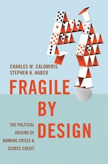 Fragile by Design 1st Edition 9780691155241 0691155240